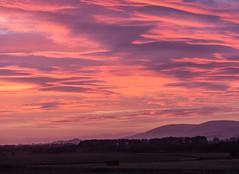 0092 (146) - The calm before Storm Caroline (Zana Benson) Tags: scotland sunset