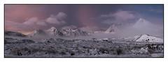 Rannoch Moor Pano (shaunyoung365) Tags: scotland landscape sunrise mountain mountains pano rannockmoor