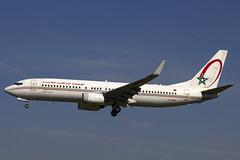 CN-RNP   Royal Air Maroc   Boeing B737-8B6(WL)   CN 28983   Built 2000   BCN/LEBL 30/03/2017 (Mick Planespotter) Tags: b737 b738 2017 nik sharpenerpro3 cnrnp royal air maroc boeing b7378b6wl 28983 2000 bcn lebl 30032017 barcelona elprat