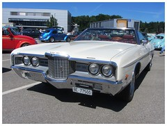 Ford LTD Convertible, 1971 (v8dub) Tags: ford ltd convertible 1971 cabrio cabriolet schweiz suisse switzerland langenthal american pkw voiture car wagen worldcars auto automobile automotive old oldtimer oldcar klassik classic collector