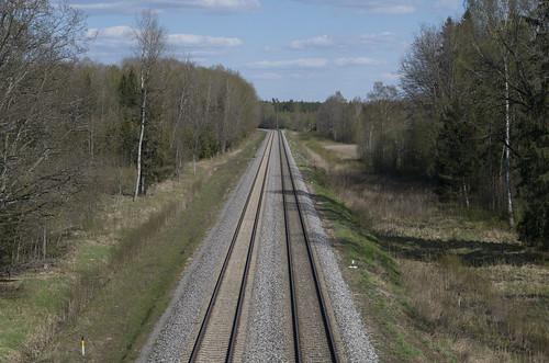 Rīgas-Daugavpils dzelzceļš, 13.05.2017.