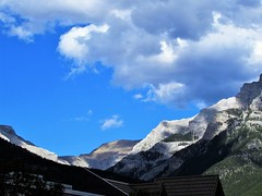 Alberta's Rockies (thomasgorman1) Tags: resort rooftops mountains canmore alberta canada rockies canadian canon clouds nature scenic view scenery