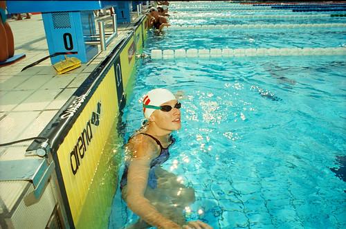 549 Swimming EM 1991 Athens