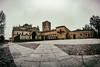 ... Zamora ... (Lanpernas .) Tags: zamora spain castilla león catedral románico street medieval edadmedia plaza peleng ojodepez fisheye invierno postal sony alfa