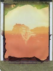 The Petros (Mark Rowell) Tags: pinhole zero45 zeroimage polaroid type79 expired eigg smallisles scotland 4x5 5x4 largeformat film