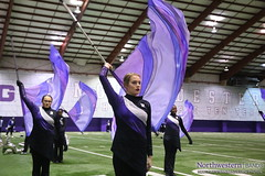 Keep That Purple Banner Waving High, Class of 2018 (NUbands) Tags: b1gcats numb marching band northwestern university wildcat evanston chicago illinois music students education