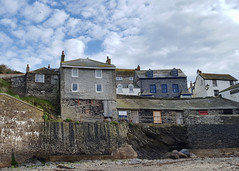 Fresh From the Sea (Helen Orozco) Tags: portisaac portwenn cornwall harbour slate granite buildings cottages fishingvillage docmartin