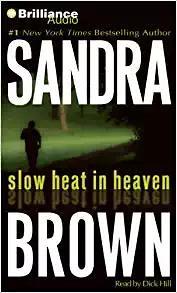 Sandra Brown book fan photo