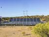 Solar Panel Patch (cobalt123) Tags: allmart arizona highway93 lasvegas nevada nothing october west desert iphone6plus power sign solar weathered
