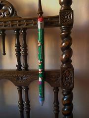 Giant Christmas pencil (Gilbert-Noël Sfeir Mont-Liban) Tags: crayon pencil noël weihnachten weihnacht christmas ornements christmasornaments