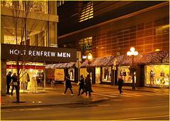 171205 Toronto Bloor Street Area (61) (Aben on the Move) Tags: bloorstreet toronto ontrio canada city night evening urban