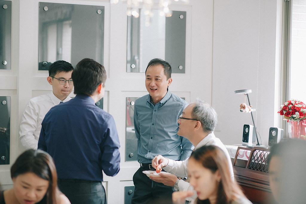 [婚攝]宜鵬 & 鈺惟 / 心之芳庭