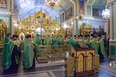 Вечерняя молитва накануне именин Правящего архиерея_06_ 02,11,2017