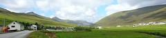 Faroese panorama (Jaedde & Sis) Tags: føroyar hvalvík streymoy valley panorama challengefactorywinner una nimous thechallengefactory gamewinner sweep
