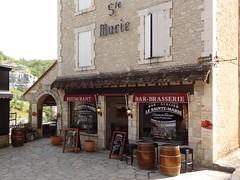 ROCAMADOUR 30 (ERIC STANISLAS 54 off until 24.05) Tags: rocamadour lot occitanie hautquercy alzou pelerinage sanctuaires flickr landscape viergenoire saintamadour