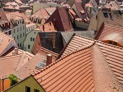 wirrwarr (krieger_horst) Tags: ziegel formen sachsen dächer meisen