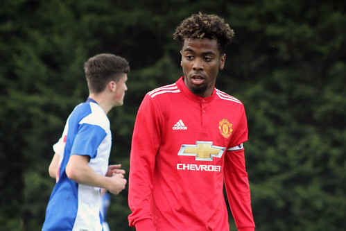 George Wilson & Angel Gomes