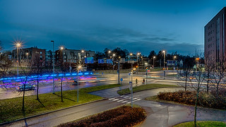 13.11.2017 Maanantaiaamu Mondaymorning Turku Åbo Finland