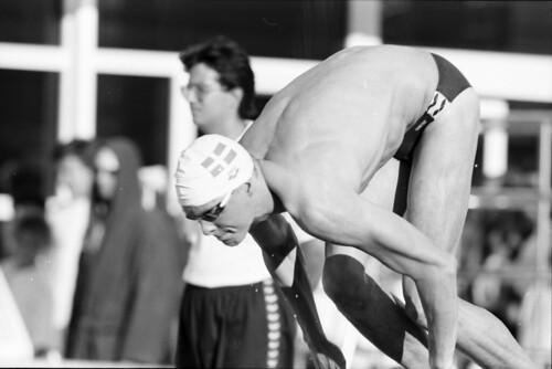 277 Swimming EM 1991 Athens