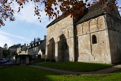 St Laurence, Saxon Church (jacquemart) Tags: bradfordonavon wiltshire saxon church stlaurence saxonchurch