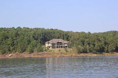 House on the Lake, USA. (Seckington Images) Tags: house