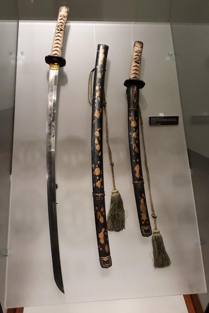 japansk sværd dating