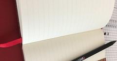 """Das Notizbuch. Die Notizbücher. Ein Notizbuch hat viele weiße Seiten. Man kann sich selber Notizen machen, also Dinge hineinschreiben. #vocab #vokabel #deutsch #german #lernen #learn #onewordaday • <a style=""""font-size:0.8em;"""" href=""""http://www.flickr.com/photos/42554185@N00/37773465274/"""" target=""""_blank"""">View on Flickr</a>"""