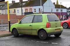 2000 Volkswagen Lupo E Sdi (>Tiarnán 21<) Tags: ireland alternate volkswagen lupo green lime sdi rare