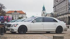 Ultimate luxury - 62S (CzarsonSpotting) Tags: maybach maybach62s 62s poland warsaw polska warszawa spotting carspotting