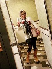 111117-2 (Ann Drogyny) Tags: shoes legs heels crossdress crossdresser crossdressing cd tv tg ts transvestite transgender transsexual tranny tgirl glamour pinup mature cute sexy stockings nylons suspenders garters