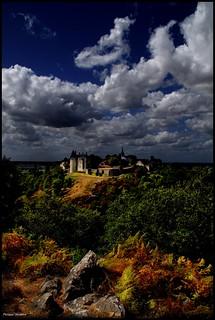 Sainte Suzanne (Mayenne)