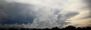 Explosion of the Clouds