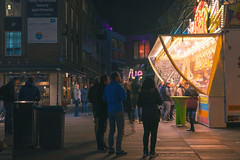 Queuing for Dutch goodies (George Pachantouris) Tags: eindhoven philips glow festival light lamps lamp show street life photography night dark