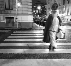 Saint Nicholas (CoolMcFlash) Tags: candid funny saint nicholas nikolaus street streetphotography samsung galaxy s8 vienna bnw bw blackandwhite blackwhite lustig strase wien sw schwarzweis monochrome fotografie photography person city stadt walking gehen motion blur bewegungsunschärfe