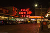 Seattle Public Market (maestro17ca) Tags: pikeplacemarket market fishmarket downtownseattle seattle washington seattleatnight seattleevening nightphotography eveninglights pugetsound longexposure neonlights nightmarket