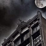 Ottawa Ontario - Bible House AKA Hope Building - Sparks Street Mall  - Moon thumbnail