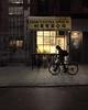 The Lower East Side (joe holmes) Tags: nyc lowereastside bicycle night