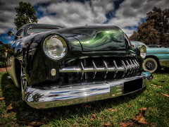 Cheltenham Moorabbin RSL Hotrod show (Thunder1203) Tags: canon carshows classiccars customcars ford hdr harleydavidson hotrods lightroom luminar ononephotoraw photomatix pickup topaz aurorahdr photoshop ute