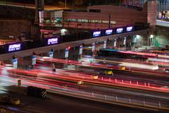 Toll Booth (dansshots) Tags: dansshots longexposure nightphotography nightshot atnight nikon nikond750 70200mm helix thehelix lincolntunnel