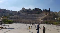 JORDANIA (Grace R.C.) Tags: jordania amman teatro theater ruinas ruins