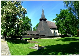 Kočí - Kostel sv. Bartoloměje [in explore]