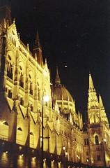 Hungarian Parliament (floripondiaa) Tags: budapest hungary florishootsfilm fujica stx1 film 35mm