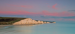 Seven Sisters (Artisanart) Tags: seven sisters east sussex south downs national park coast sea chalk