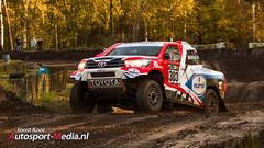 Toyota Hilux (autosport-media) Tags: rtl 7 dakar 2018 pre proloog eurocircuit valkenswaard aco brazil argentina bolivia dakarrally rally toyota hilux team overdrive belgium eurol bernhardtenbrinke bribus