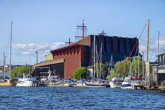 2017 0826 Stockholm 147-Edit (geeman39) Tags: fotografiska omdem1 olympus otherkeywords stockholm sweden tivoli zuiko12100f4prolens bicycle candid church cruiseship museum photography race stainedglass tourist travel triathlon watertaxi