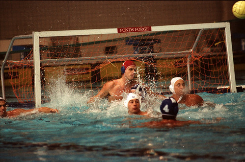 35 Waterpolo EM 1993 Sheffield