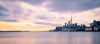 Toronto, November Light