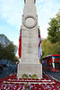 Cenotaph (Lawrence OP) Tags: cenotaph poppy tributes wreaths remembrance sunday 2017 london bus