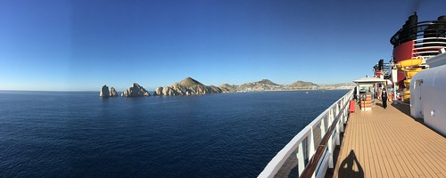 "The arch of Cabo San Lucas as seen from the Disney Wonder • <a style=""font-size:0.8em;"" href=""http://www.flickr.com/photos/28558260@N04/38399631286/"" target=""_blank"">View on Flickr</a>"