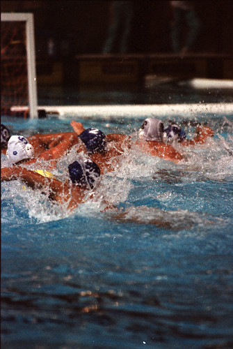 20 Waterpolo EM 1993 Sheffield